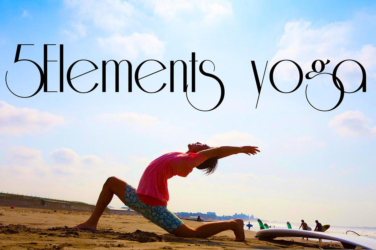2016年8月6日(土) 山本俊朗WS Philosophy of Five Elements yoga 〜五大元素からの知恵を養う〜